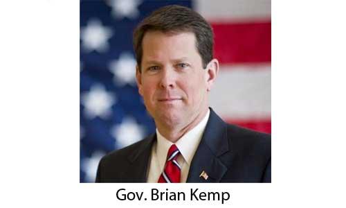 Brian Kemp 22