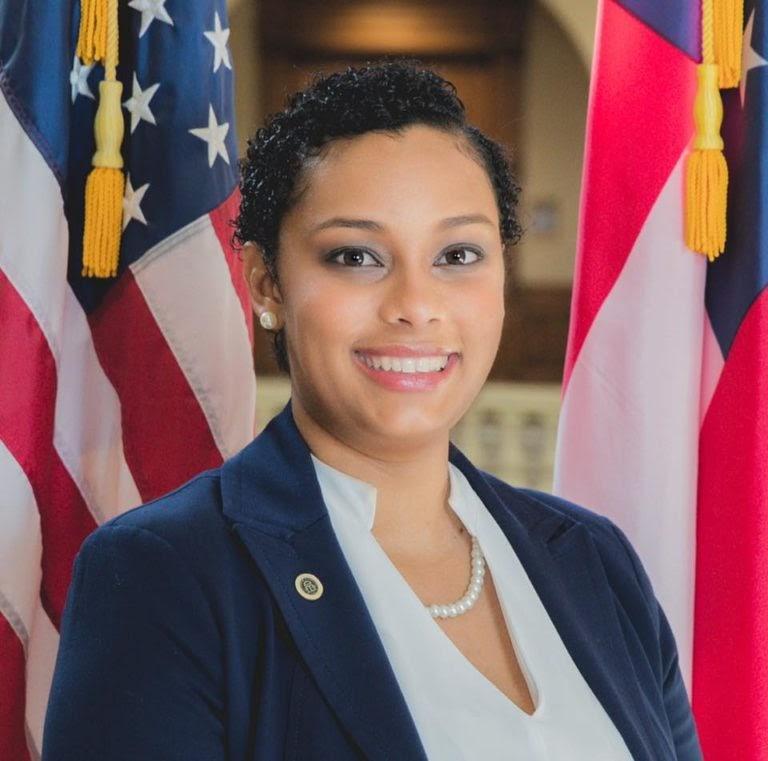 Official Picture, Councilwoman Cobble